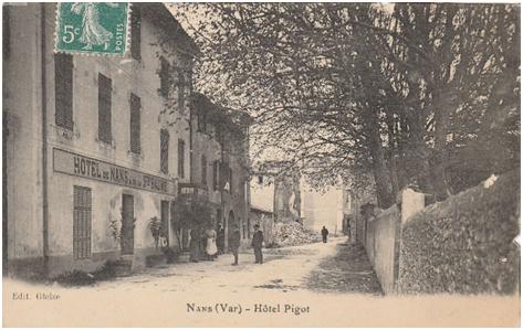 Nans-les-Pins : Hôtel de Nans et de la Sainte-Baume