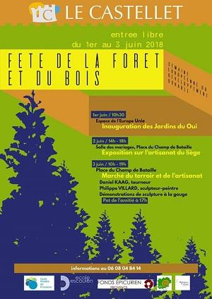 Fêtes de la Forêt et du bois