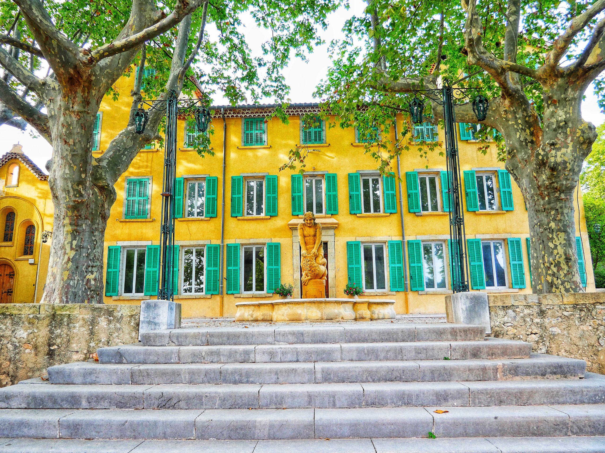Forêt Modèle de Provence – Domaine Baudouvin – La Valette du Var – jardin remarquable18